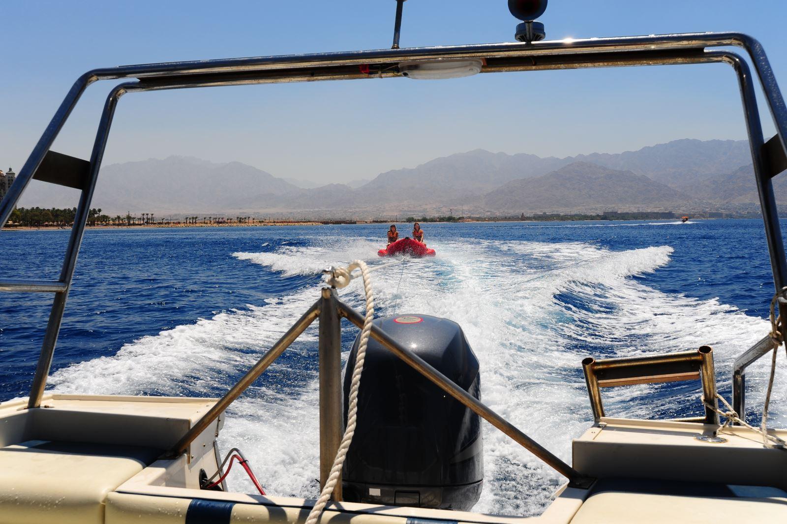 צעיר נפצע ממדחף של סירה באילת – מצבו בינוני