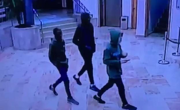 נעצרו ארבע קטינים בחשד לגניבה מבתי מלון