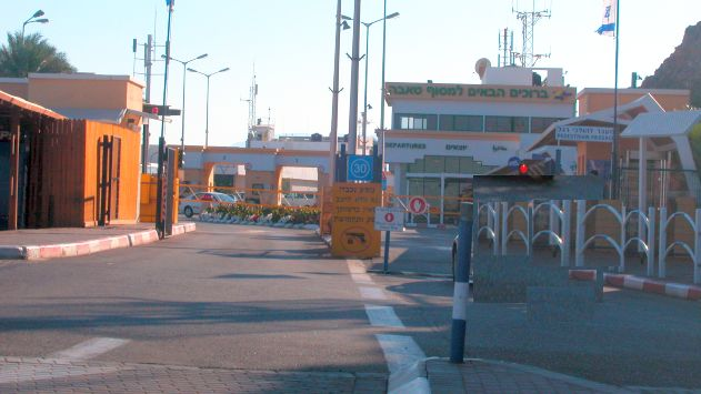 מחדל חמור במסוף טאבה: נכנס לישראל בדרכון של אחיו