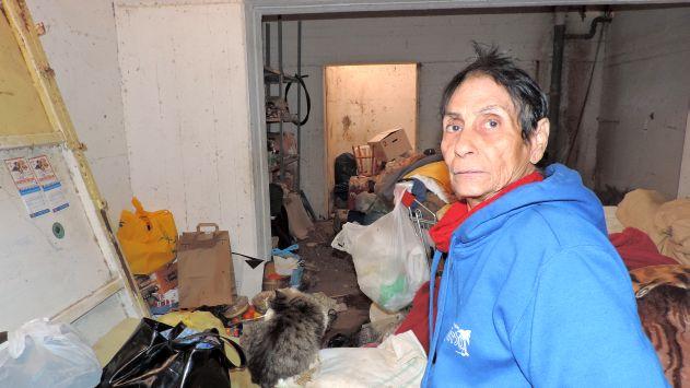 בית המשפט סירב לפנות קשישה שפלשהלמקלט: ''אין למנוע ממנה חיי עוני''