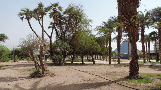 מתוכנן: פארק מים במתחם המזרקה