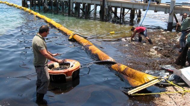 על מי הפילו את האחריות לזיהוםמפרץ אילת? מכונאי רומני מסתורי