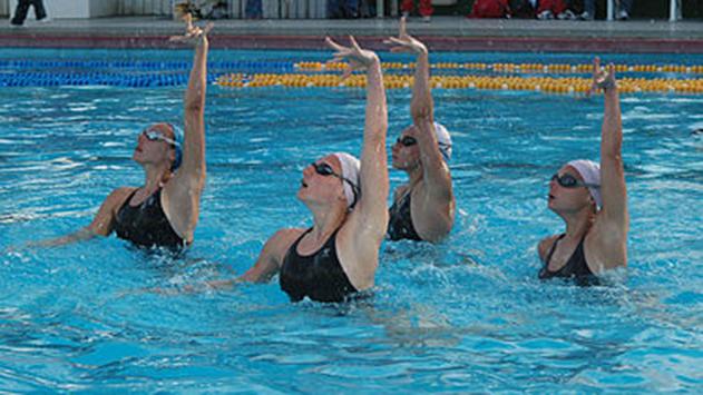 שחייה אומנותית: לראשונה- משתתפות אילתיות באליפות אילת בשחייה אומנותית