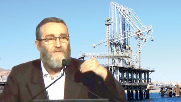 הבדיחה של ח''כ גפני: חוף דתיים בנמל קצא''א