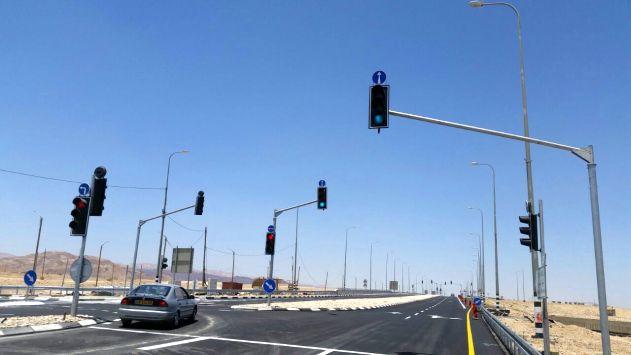 שדה התעופה של אילת: רמזור
