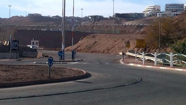 משרד התחבורה מסרב לממן את תוכניתעיריית אילת לחיבור הכביש העוקף לנמל