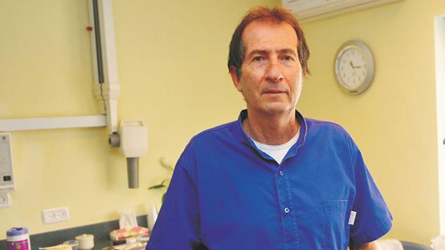 ד''ר זילברמן - נכנסים בבוקר להשתלות ויוצאים בצהריים עם שיניים קבועות