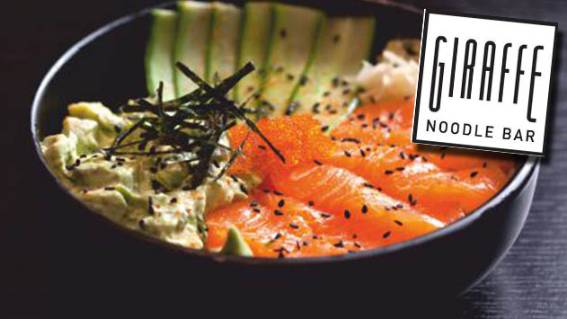 ג'ירף אילת - המקום לאוהבי האוכל האסייתי המשובח