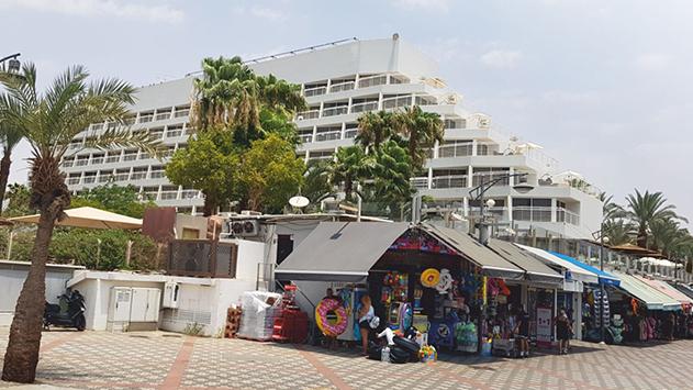 מלון לאונרדו פלאז'ה מבקש תוספת קומות