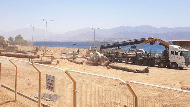 איפה הפיקוח: חופרים בחוף האקולוגי