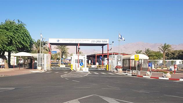 בגלל הירדנים, הרעת תנאים לעובדים הישראלים