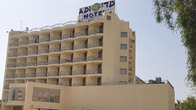נדחתה התנגדות התושבים אושר אגף חדש למלון עדי