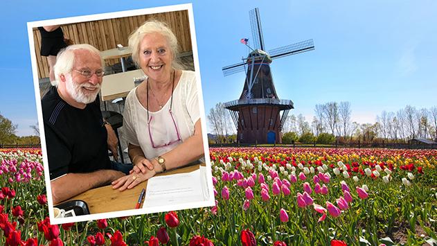 מהולנד באהבה