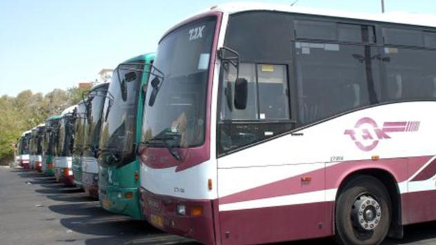 התחבורה הציבורית באילת תעלה פחות