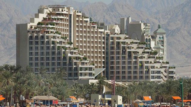 האם נבחר מלון רימונים אילת על ידי אתר hotels?