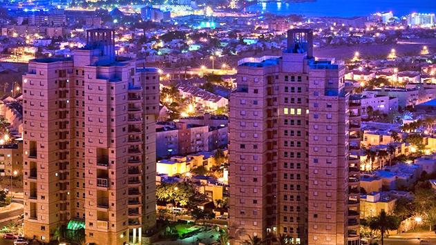 שוק הדיור באילת מתרסק צניחה של 9% בערך הדירות