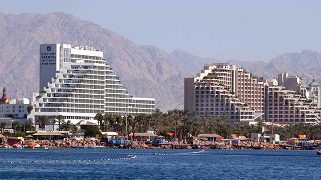 בתי המלון באילת  העלו מחירים ב-2017