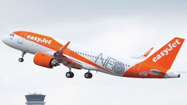 איזי ג'ט תפעיל טיסה מלונדון לעקבה, אך לא תנחת באילת