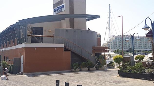 הפאגו פאגו רוצה מלון  לצד המסעדה