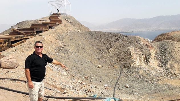 תושב אילת מאשים: ''עיריית אילת גזלה ממני את פרויקט חיי''