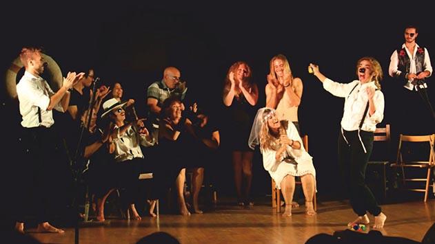 קהילת אלעד - תיאטרון מעולם אחר