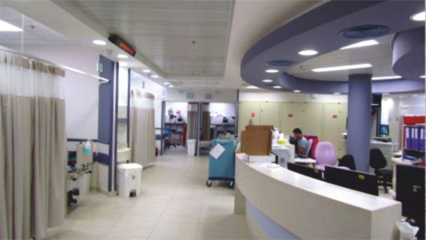 בית חולים יוספטל בין העסוקים בארץ
