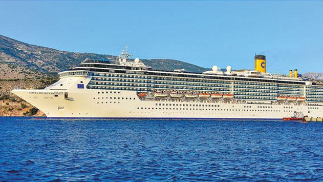 נמל אילת מציג גידול של 10% בתנועת הנוסעים בספינות נופש
