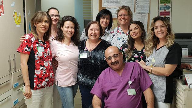 מחלקת ילודים בבית החולים יוספטל נבחרה כמצטיינת לשנת 2018