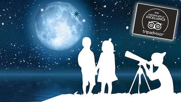 מסע בין כוכבים עם איתן שוורץ והמצפה הנייד שלו
