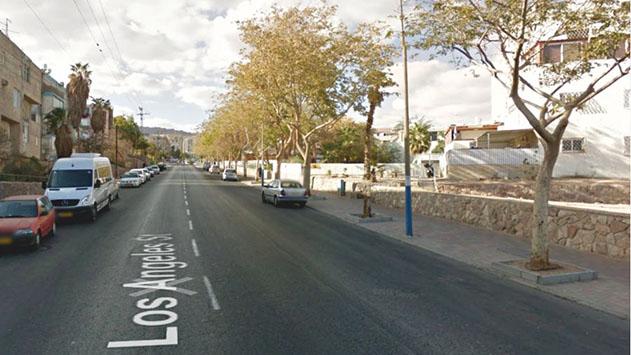 זהירות: אלו הם הרחובות האדומים של אילת