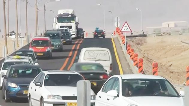 מדוע לא משתמשים בתשתית כביש הערבה הישן ככביש סטרילי לרמון ?