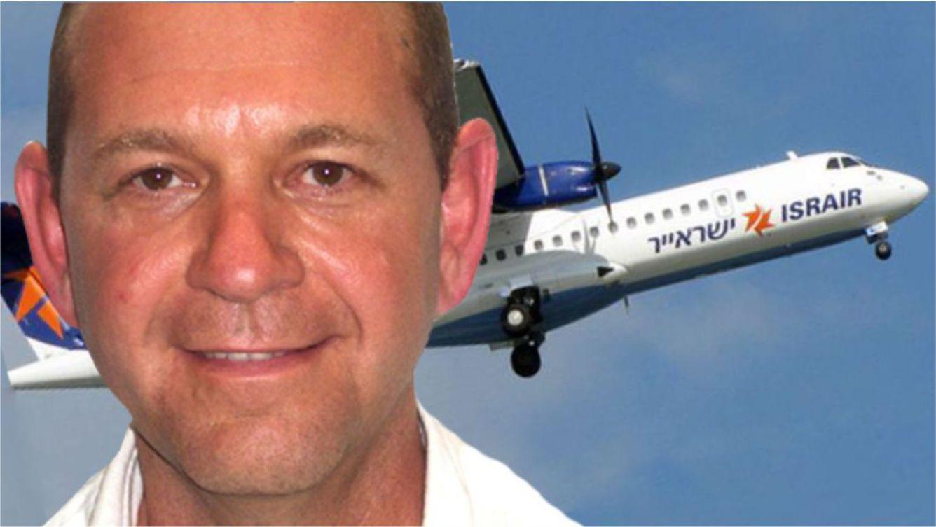 דוח רשות שדות התעופה לחודש מאי: שדה רמון ממשיך להתרסק