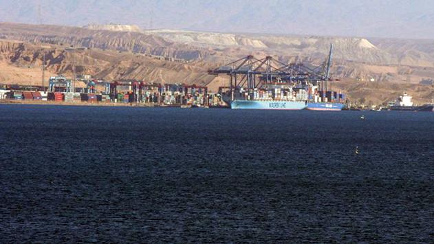 הכנסותיו של נמל עקבה: 70 מיליון דולר בשנה