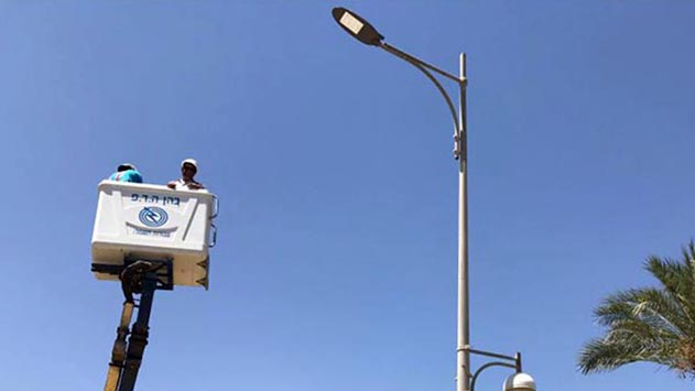 תושבי אילת צורכים יותר מפי שניים חשמל משאר המדינה