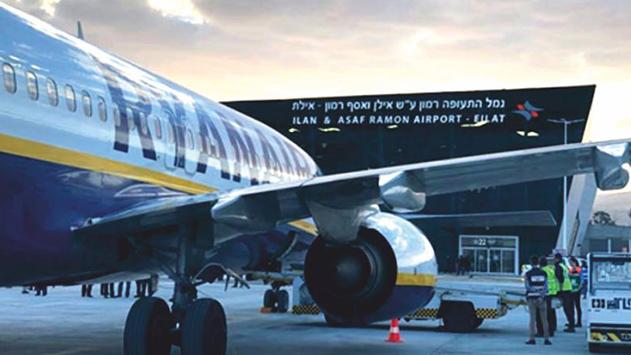 חורף שחון: צפויה ירידה של 23% במספר טיסות הלואו קוסט לרמון