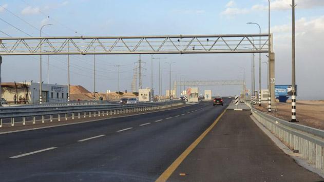 למה מיועדים הגשרים החדשים בכניסה לאילת?