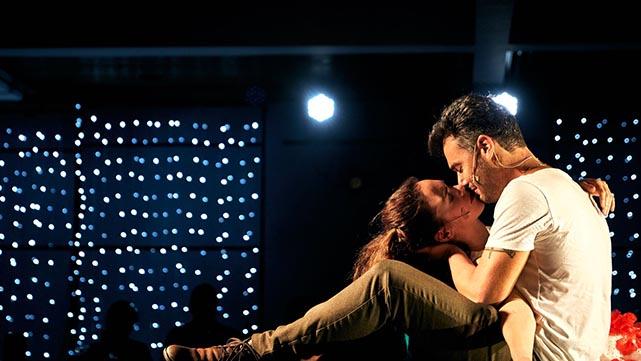 רומיאו ויוליה בחיים ועל הבמה