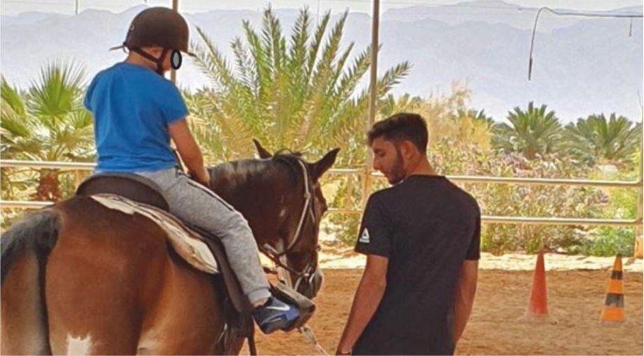 הורים לילדים עם מוגבלויות: ''אילת חייבת חוות סוסים טיפולית מקומית''