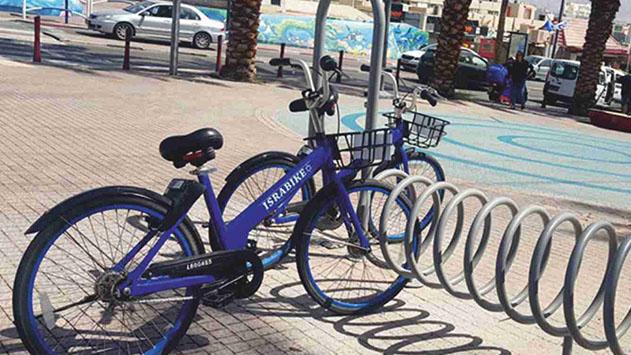 כשל מיזם האופניים להשכרה באילת