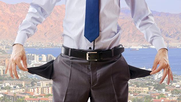 קבלו תיקון: אחוז האבטלה באילת עומד רק על 43.9%