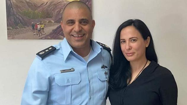 בן אילת התמנה למפקד  משטרת באר שבע