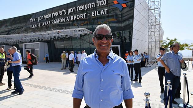 ראש עיריית אילת על הכוונה להפסיק את הטיסות לאילת: ''הפגיעה בעיר ובתושביה חצתה כל גבול הגיוני''