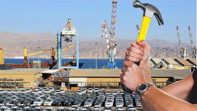 19 שנות מאסר למפגע בנמל אילת