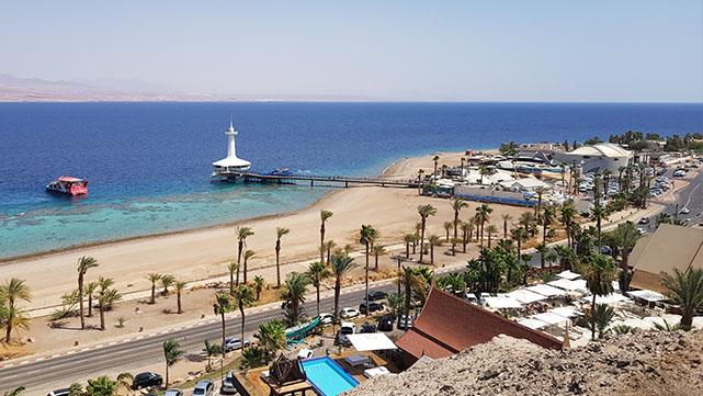 עיריית אילת תפצה קשישה שמעדה בחוף הדרומי בכ-37 אלף שקל