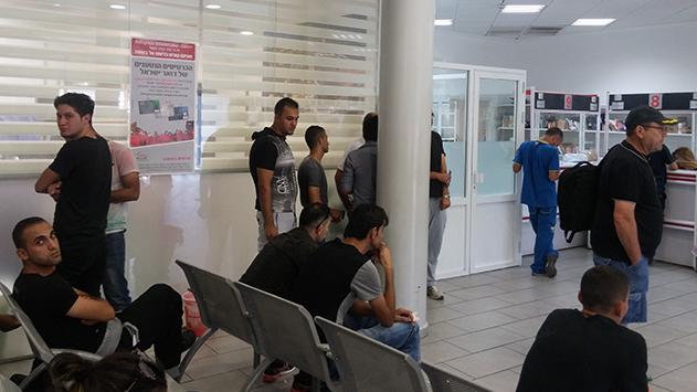 תושבי אילת: ''חברת דואר  ישראל חוסכת על הגב שלנו''
