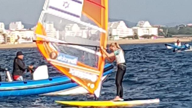 קטי ספיציקוב מובילה באליפות  אירופה בין הישראליות בקרב  על הכרטיס לאולימפיאדה