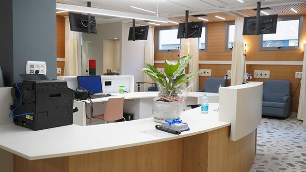 אשפוז יום אונקולוגי במרכז הרפואי יוספטל – פתיחה חגיגית של מתחם חדש, גדול וחדשני