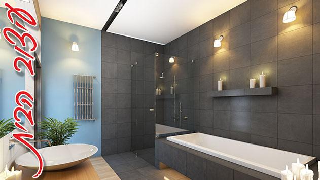 טעויות בעיצוב חדר המקלחת