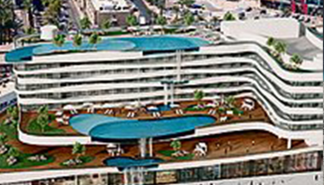 הוועדה המקומית אישרה את תכנית  מלון היוקרה של ג'קי בן זקן במרינה