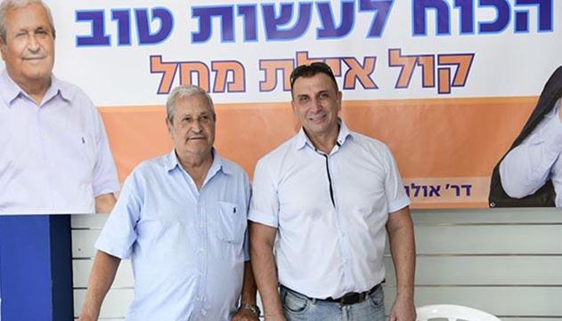 אולג צ'רנמוריץ: ''אכבד את  הסכם הרוטציה עם עיוש אלמליח  ואפרוש מהמועצה במאי''